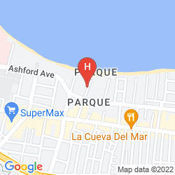 Mapa ACACIA BOUTIQUE HOTEL