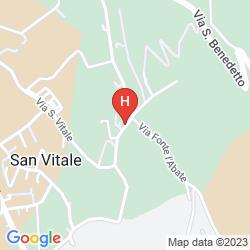Mapa LE MANDRIE DI SAN PAOLO