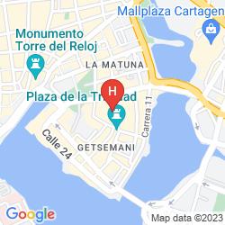 Mapa CASA MARY