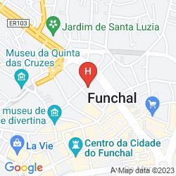 Mapa THE RESIDENCE