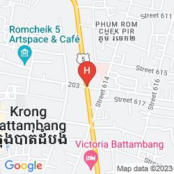 Mapa LENG HENG