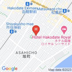 Mapa NETS