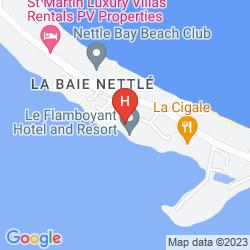 Mapa FLAMBOYANT - LE VILLAGE