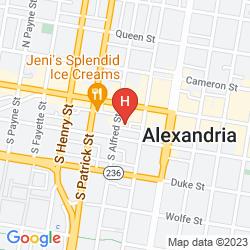 Mapa MORRISON HOUSE, AUTOGRAPH COLLECTION