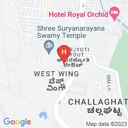 Mapa PAUL