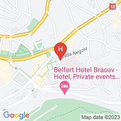 Mapa ADABELLE HOSTEL