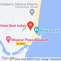Mapa BEST INDALO