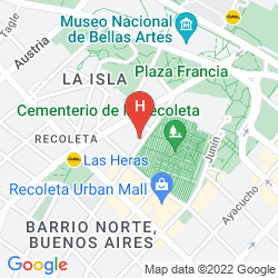Mapa SILEO HOTEL