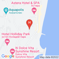 Mapa AMBASSADOR