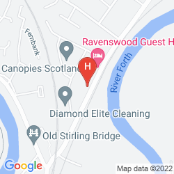 Mapa B&B - KERRAN GUEST HOUSE