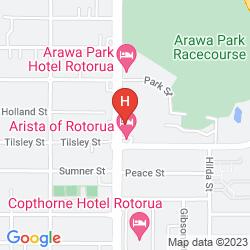 Mapa BEST WESTERN CAPRI COURT MOTOR INN