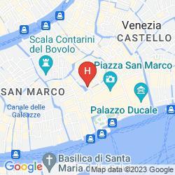 Mapa CAVALLETTO & DOGE ORSEOLO