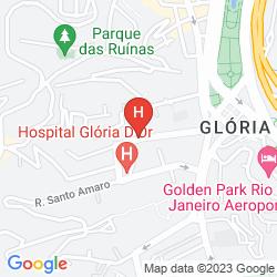 Mapa KARIOK HOSTEL