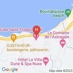 Mapa KUBE
