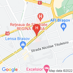 Mapa ARO PALACE