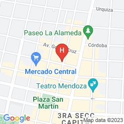 Mapa ALCOR