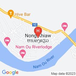 Mapa PHAIBOUN GUESTHOUSE