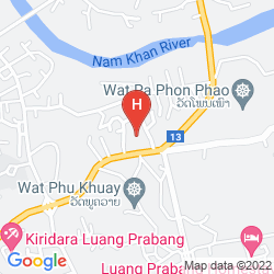 Mapa RAMA