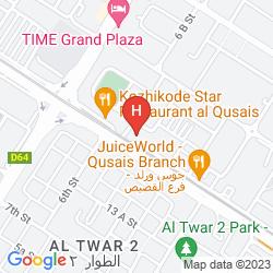 Mapa FORTUNE PLAZA
