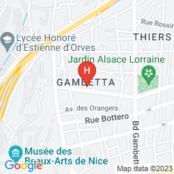 Mapa ARMENONVILLE