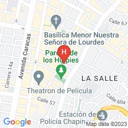 Mapa VIAGGIO 6.1.7