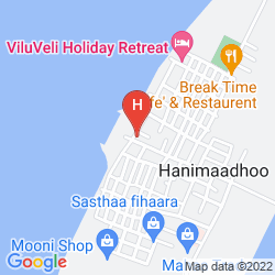 Mapa ASSEYRI TOURIST INN