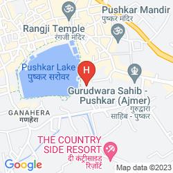 Mapa JAGAT PALACE