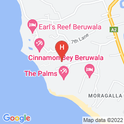 Mapa RIVERINA