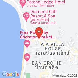 Mapa AMBER RESIDENCE
