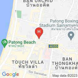 Mapa MVC PATONG HOUSE