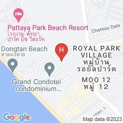Mapa ICON PATTAYA