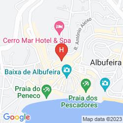 Mapa ACQUA MARIS BALAIA