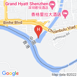 Mapa GUANGSHENG INTERNATIONAL HOTEL