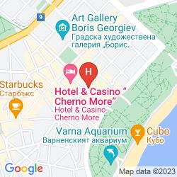 Mapa PLAZA   HOTEL