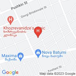 Mapa HOTEL AISI