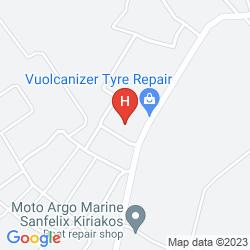 Mapa ILIO MARE