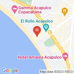 Mapa TROPICANO