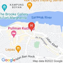 Mapa ABELL HOTEL (DELUXE)