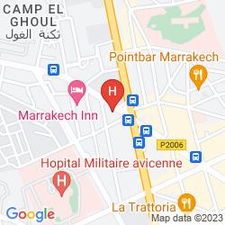 Mapa TAFOUKT