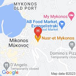 Mapa CAVO TAGOO
