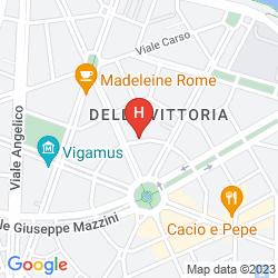 Mapa DELLE VITTORIE