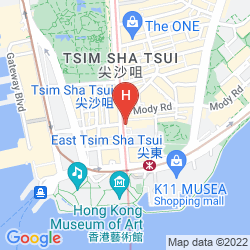Mapa NEW TOKYO HOSTEL