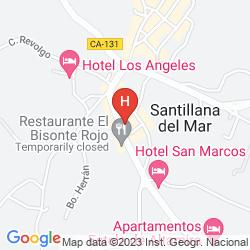 Mapa CAPRICCIO