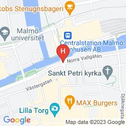 Mapa ELITE HOTEL SAVOY