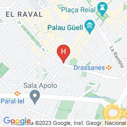 Mapa BARBARA