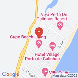Mapa POUSADA BORE KOKO