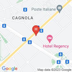 Mapa BERLINO