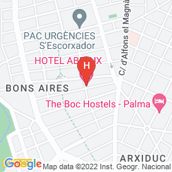 Mapa ABELUX