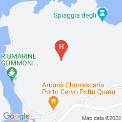 Mapa RESIDENCE POLTU QUATU