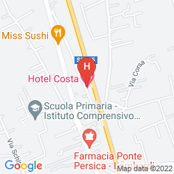 Mapa COSTA